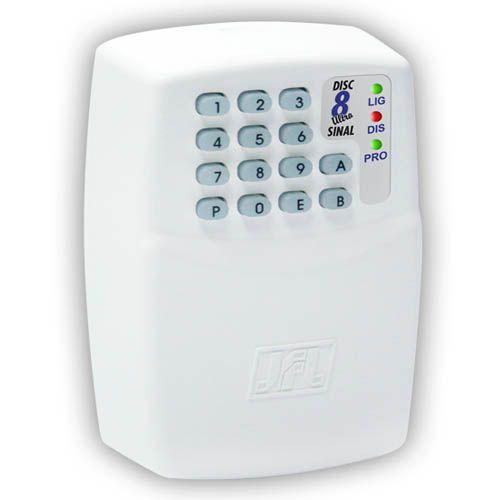 Discadora Telefônica JFL Disc 8 Sinal- Linha fixa