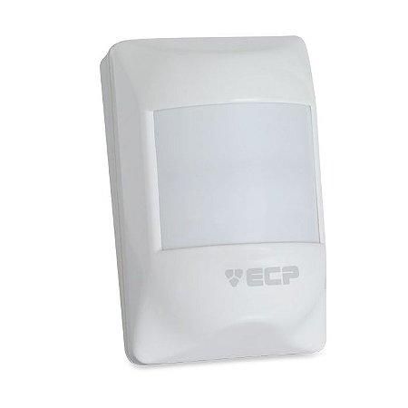Sensor de Presença Pet 20Kg Infravermelho ECP Visory Com Fio