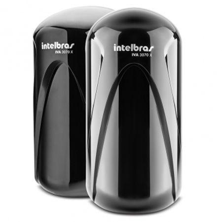 Sensor Ativo Barreira Duplo Feixe Intelbras IVA 3070X até 70 metros
