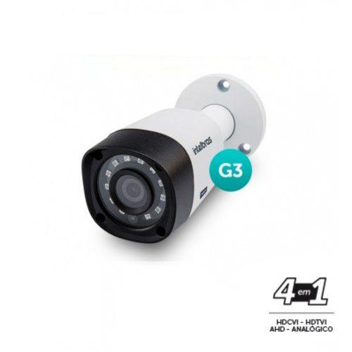 Câmera Monitoramento Intelbras VHD 3120 720P Multi HD Infravermelho 20 Metros