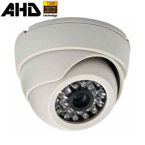 Câmera Segurança AHD-M 720P 1.3 MP Dome Metal com Infravermelho Alta Definição