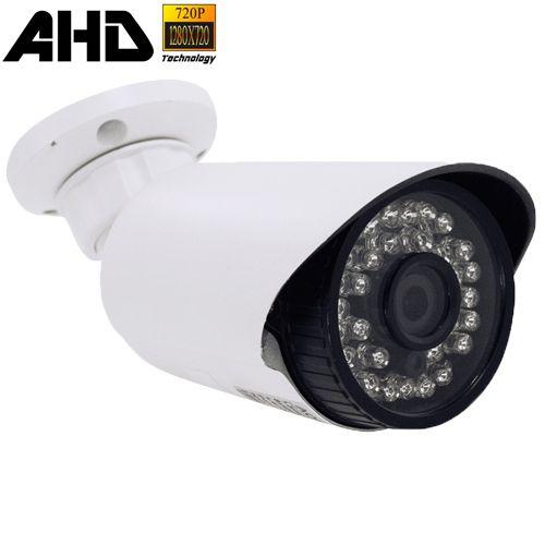 Câmera de Segurança AHD-M 1.3 Megapixels Ircut Infravermelho 30 Metros Alta Resolução