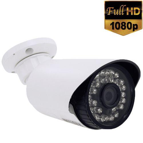 Câmera de Monitoramento Full HD 2 Megapixel 1080p Infravermelho - Alta Definição