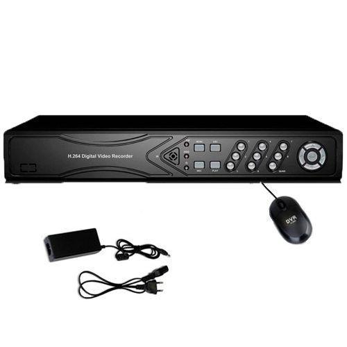 Dvr Stand Alone 16 Canais Acesso Remoto Nuvem Saída HDMI 480 fps