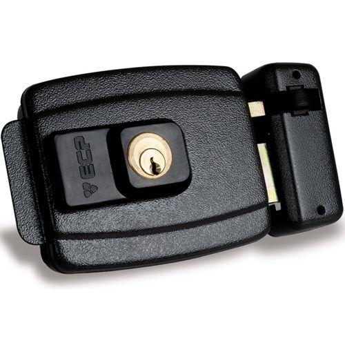 Fechadura elétrica 12V para Interfones e Vídeo porteiros- ECP