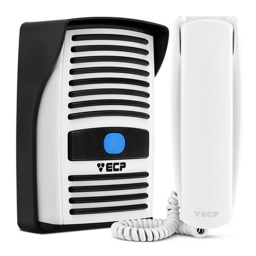 Kit Porteiro Eletrônico Intervox- Interfone Residencial ECP