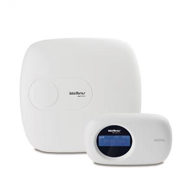 Central de Alarme AMT 2018 Intelbras 18 Zonas com Discadora Interna.