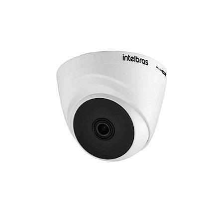 Câmera de Vigilância Intelbras Dome 1010D Infravermelho Resolução em AHD 1.0 Megapixel
