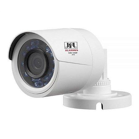 Câmera de Monitoramento JFL com Resolução em AHD 1.0 Megapixel 30 Metros Infravermelho