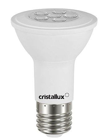 Lâmpada PAR 20 LED INMETRO 7W - CRISTALLUX