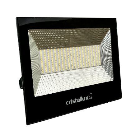 REFLETOR LED SMD MICROLED 100W - CRISTALLUX - BRANCO NEUTRO 5000K