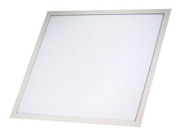 Luminária Painel Slim Embutir 36w - 60x60 - QUADRADO -  Bivolt CRISTALLUX