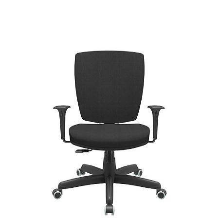 Cadeira Giratoria Diretor Altrix Relax Rev. Poliéster - Plaxmetal