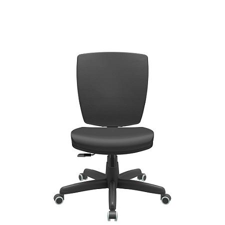 Cadeira Giratoria Diretor para Reunião Altrix Relax Rev.Couro Ecológico - Plaxmetal