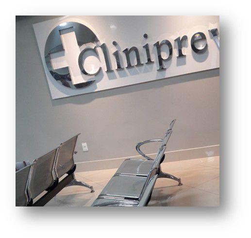 CASE - Cliniprev - Cuiabá,MT | Longarinas em Inox