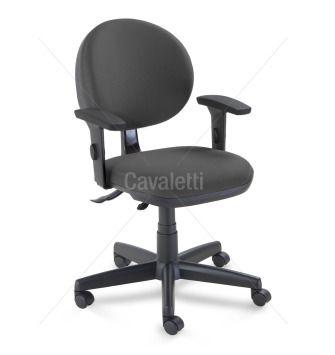 Cadeira para Escritório Operacional/Secretária Cavaletti Stilo 8101