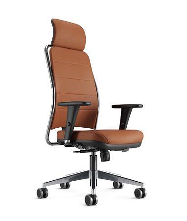 Cadeira de Escritório Presidente Cavaletti NewNet Soft 16501 AC