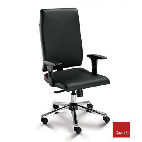Cadeira para Escritório Presidente Cavaletti Slim 18001