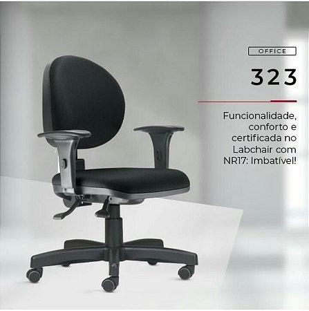 CADEIRA EXECUTIVA  K323 NR17 CERTIFICADA