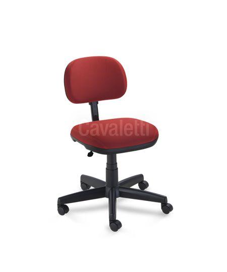 Cadeira Secretária Giratória 8104 BG Cavaletti Stilo