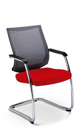 Cadeira Fixa Diretor Air 27006 SI - Cavaletti
