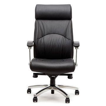 Cadeira Presidente Magno Boss - Base Alumínio