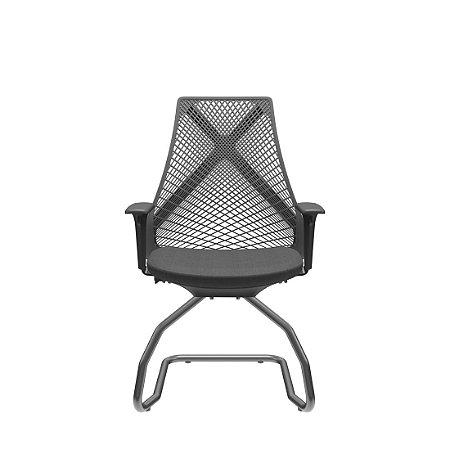 Cadeira Bix Diretor Aproximação S Plaxmetal