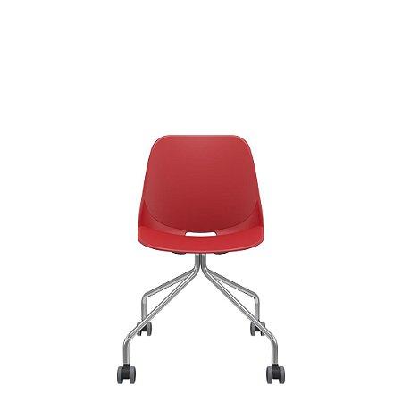 Cadeira Giratória Diálogo Quick Plaxmetal
