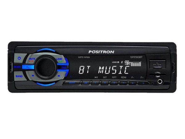 RADIO POSITRON SP2310BT FM/ USB/ SD/ BLUETOOTH