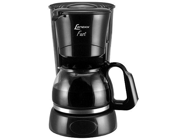 CAFETEIRA ELETRICA FAST - 14 CAFES PCA011 LENOXX - 127V