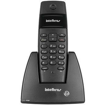 TELEFONE INTELBRAS TS40 S/FIO PRETO