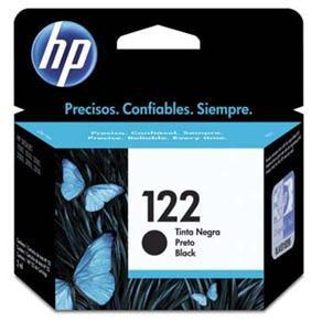 CARTUCHO HP CH561HB TINTA PRETO (2 ML) HP122