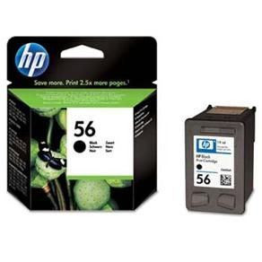 CARTUCHO HP C6656AB TINTA PRETO (19,5 ML) HP56