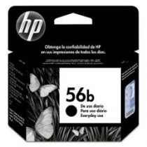 CARTUCHO HP EVERYDAY C6656BB 56B TINTA PRETO(19 ML) HP56B