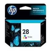 CARTUCHO HP C8728AB TINTA COLOR (9 ML) HP28