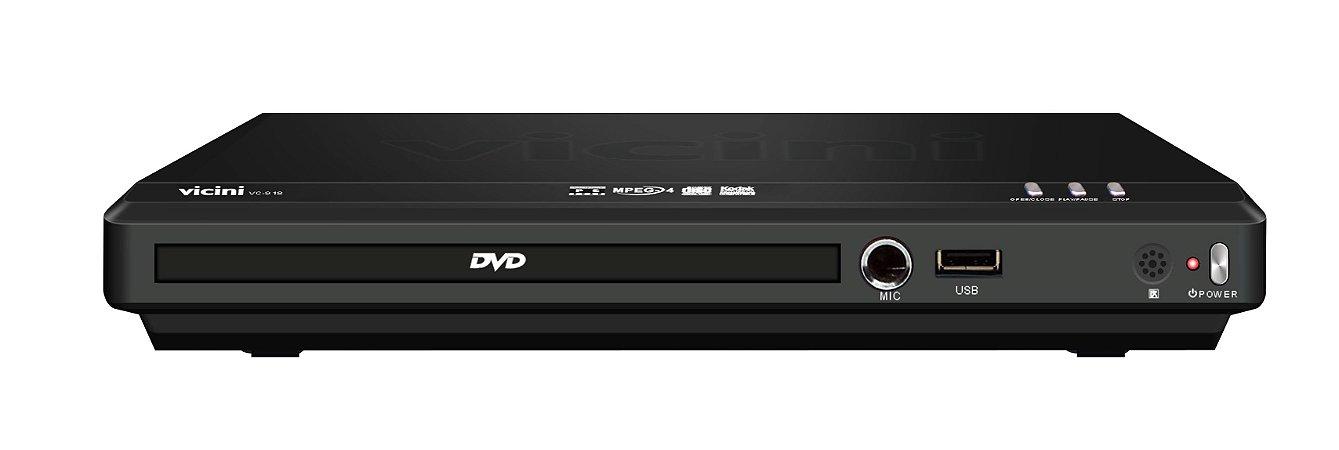 DVD COMPACTO C/ USB VC918 VICINI