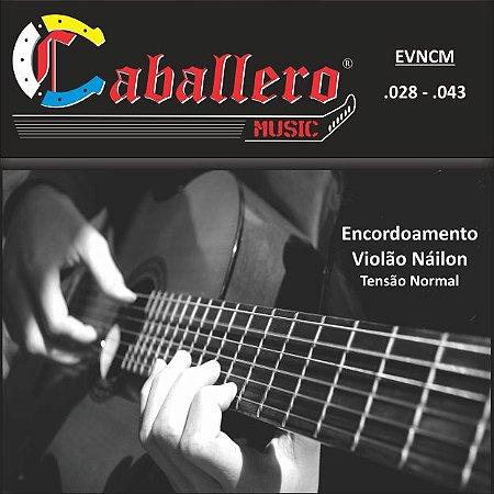 ENCORDOAMENTO P/VIOLAO NYLON (028) CABALLERO