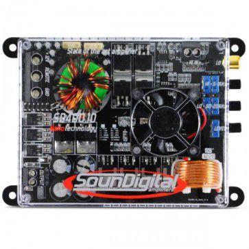 MODULO SOUNDIGITAL SD400.1D 1X400W