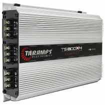 MODULO TARAMPS TS-800X4 2R COMPACT 4X200W/ RMS 2OHMS OU 2X400W/ RMS 4OHMS