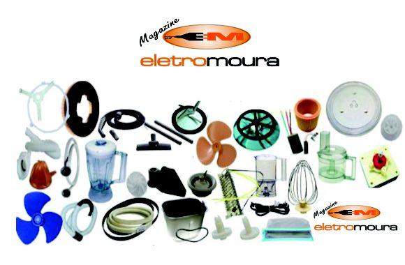 Peças p/eletrodomésticos