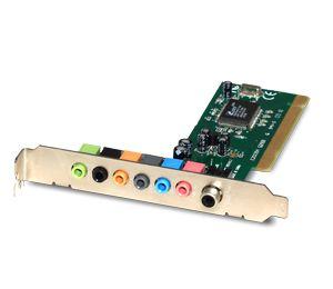 PLACA DE SOM PCI 7.1 ENM232-8CMI ENCORE