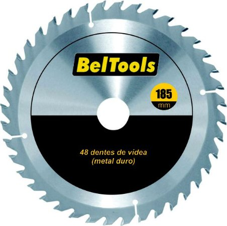 DISCO CIRCULAR VIDEA 48 DENTES 185X20MM BELTOOLS