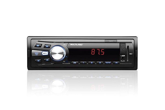 RADIO SOUL FM/ USB/ SD/ AUX P3294 MULTILASER