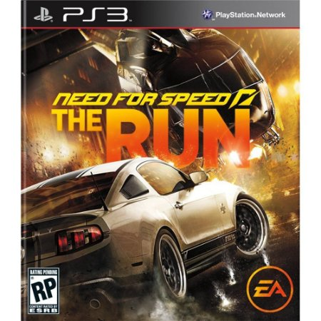 JOGO NEED FOR SPEED THE RUN (LATAM) PS3