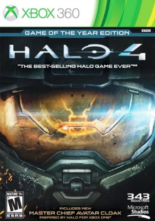 JOGO HALO 4 GOTY XBOX 360