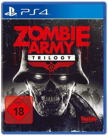JOGO ZOMBIE ARMY TRILOGY PS4
