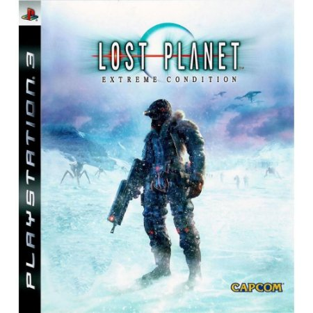 JOGO LOST PLANET EXTREME CONDITION PS3