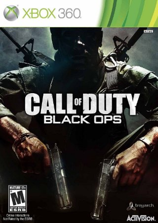 JOGO CALL OF DUTY BLACK OPS XBOX 360