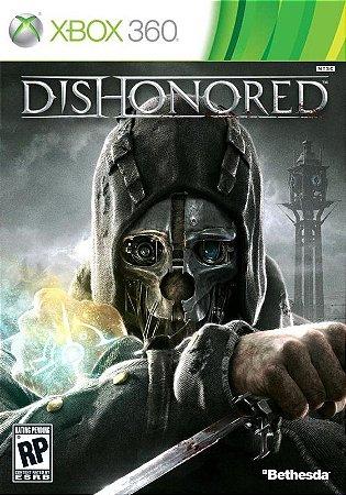 JOGO DISHONORED + DLC - XBOX 360