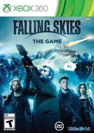 JOGO FALLING SKIES: THE GAME XBOX 360